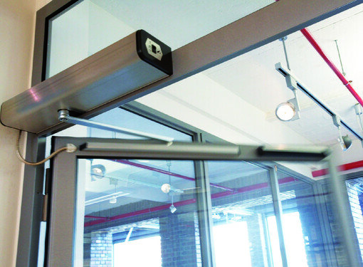 VIDEO: record DFA 127 Automatic Swing Door Operator