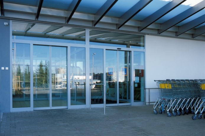 & record - automatic door system